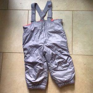 Adjustable Toddler Snow Pants
